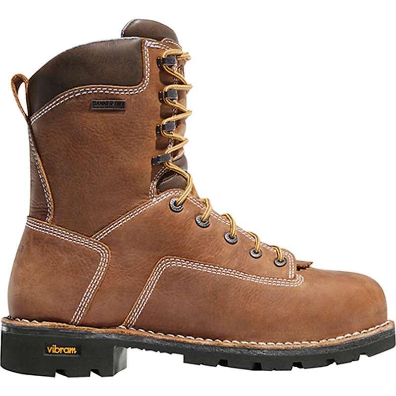 ダナー メンズ ブーツ・レインブーツ シューズ Danner Men's Gritstone 8IN AT Boot Brown