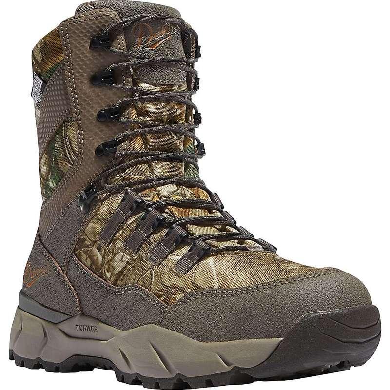 ダナー メンズ ブーツ・レインブーツ シューズ Danner Men's Vital 8IN 800G Insulated Boot Realtree Xtra