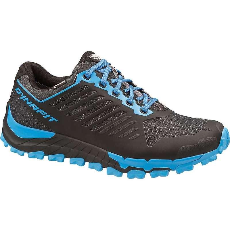 ダイナフィット メンズ スニーカー シューズ Dynafit Men's Trailbreaker GTX Shoe Black / Sparta Blue