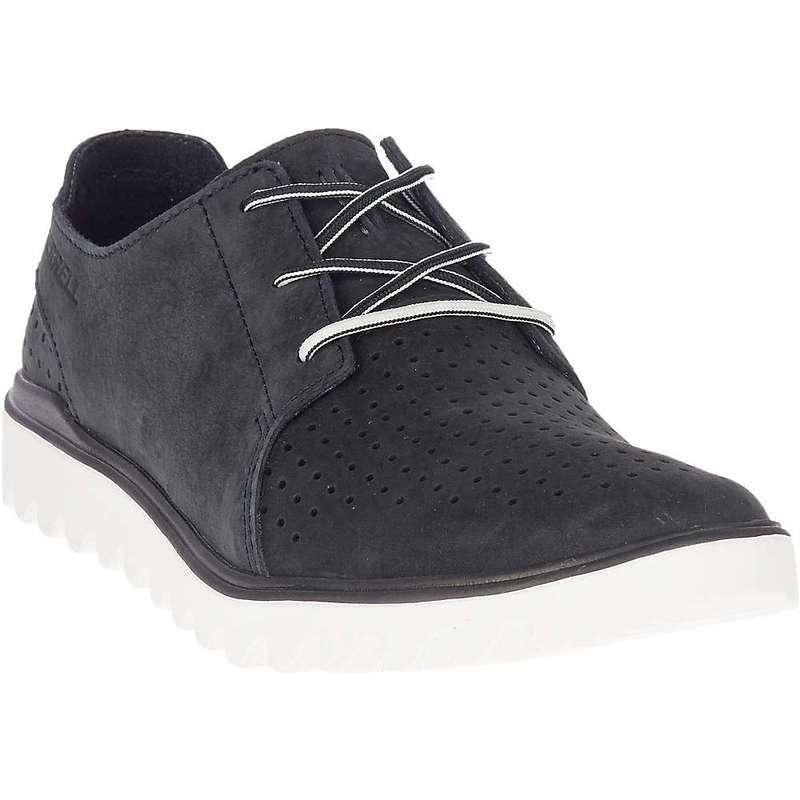 メレル メンズ スニーカー シューズ Merrell Men's Downtown Lace Shoe Black