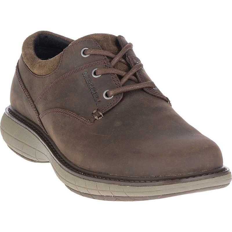 メレル メンズ スニーカー シューズ Merrell Men's World Vue Shoe Black Slate