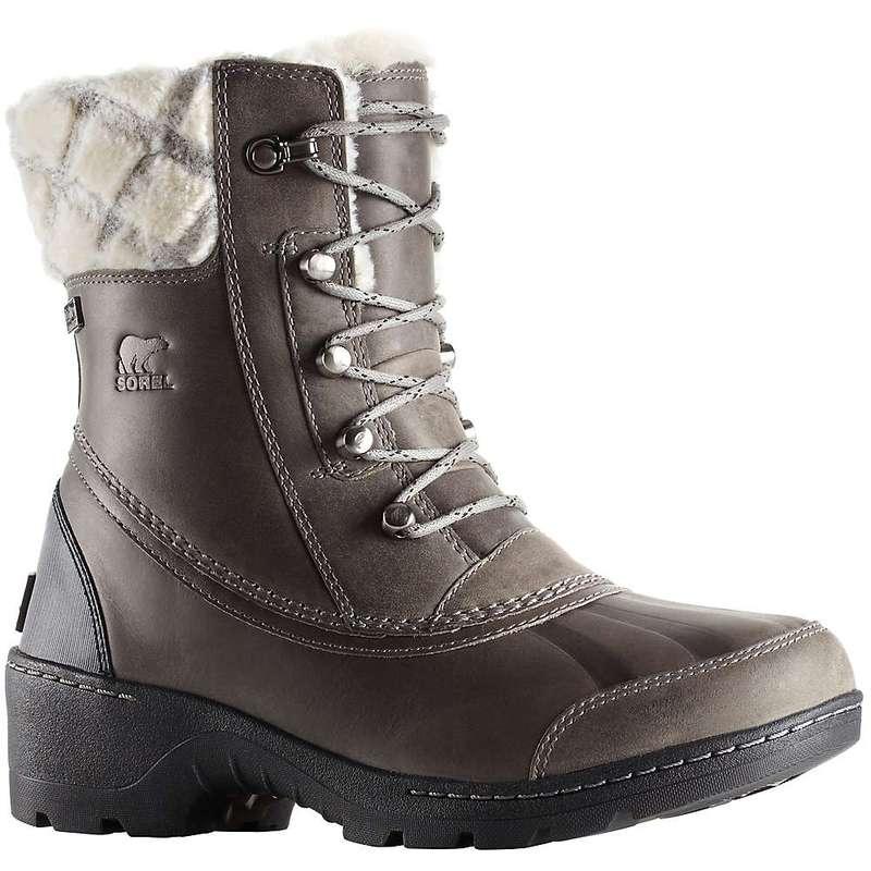 ソレル レディース ブーツ・レインブーツ シューズ Sorel Women's Whistler Mid Boot Quarry / Black