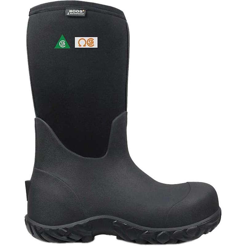 ボグス メンズ ブーツ・レインブーツ シューズ Bogs Men's Workman CSA PP Boot Black