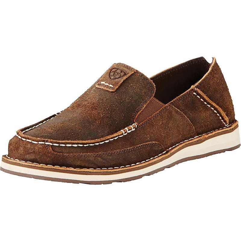 アリアト メンズ スニーカー シューズ Ariat Men's Cruiser Shoe Rough Oak