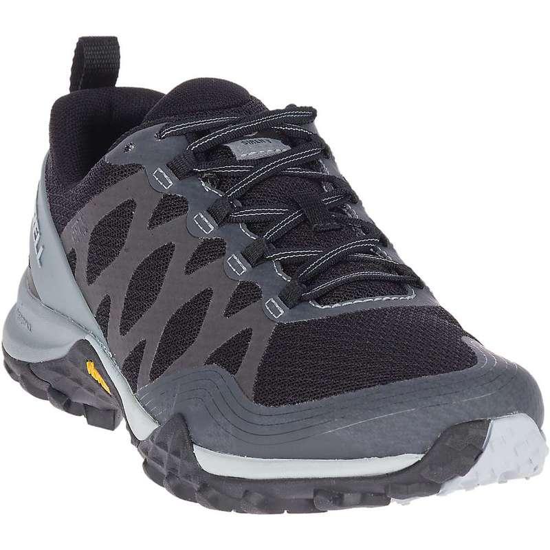 メレル レディース ブーツ・レインブーツ シューズ Merrell Women's Siren 3 Waterproof Shoe Black