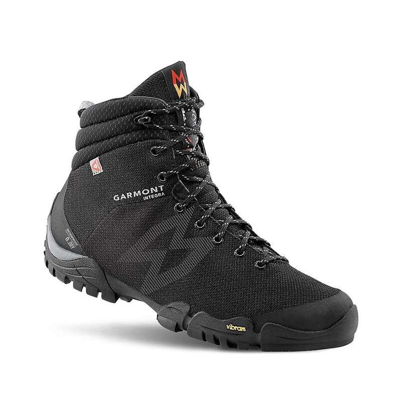 ガーモント メンズ ブーツ・レインブーツ シューズ Garmont Men's Integra High WP Thermal Shoe Black