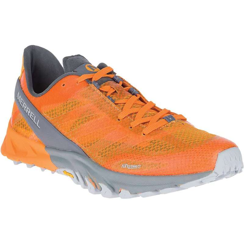 メレル メンズ スニーカー シューズ Merrell Men's MTL Cirrus Shoe Flame Orange / Turbulence