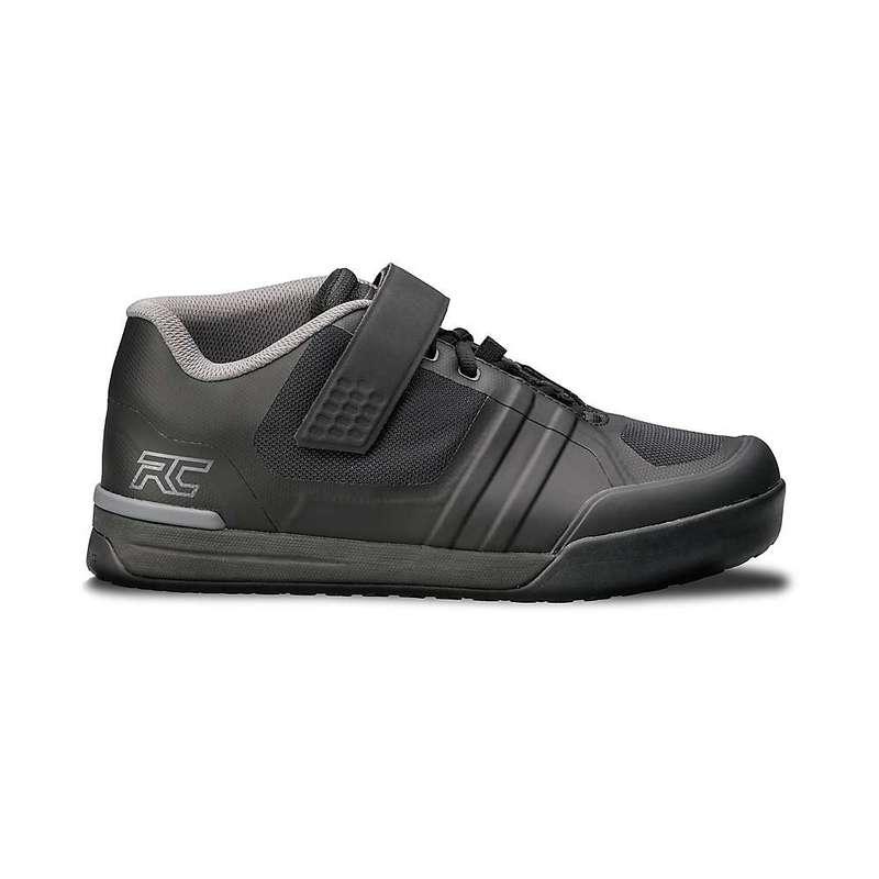 ライドコンセプツ メンズ スニーカー シューズ Ride Concepts Men's Transition Shoe Black/Charcoal