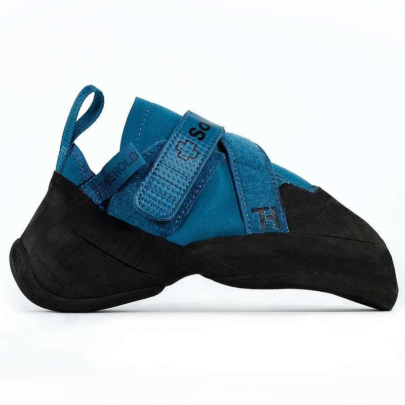 ソイル メンズ スニーカー シューズ So iLL Free Range Pro Climbing Shoe Blue Spruce