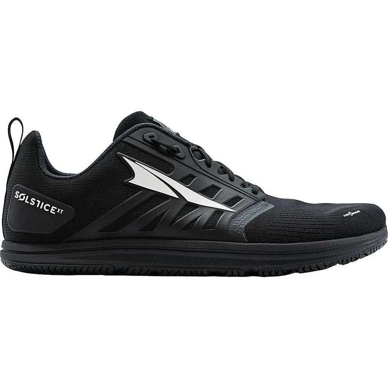 オルトラ メンズ スニーカー シューズ Altra Men's Solstice XT Shoe Black