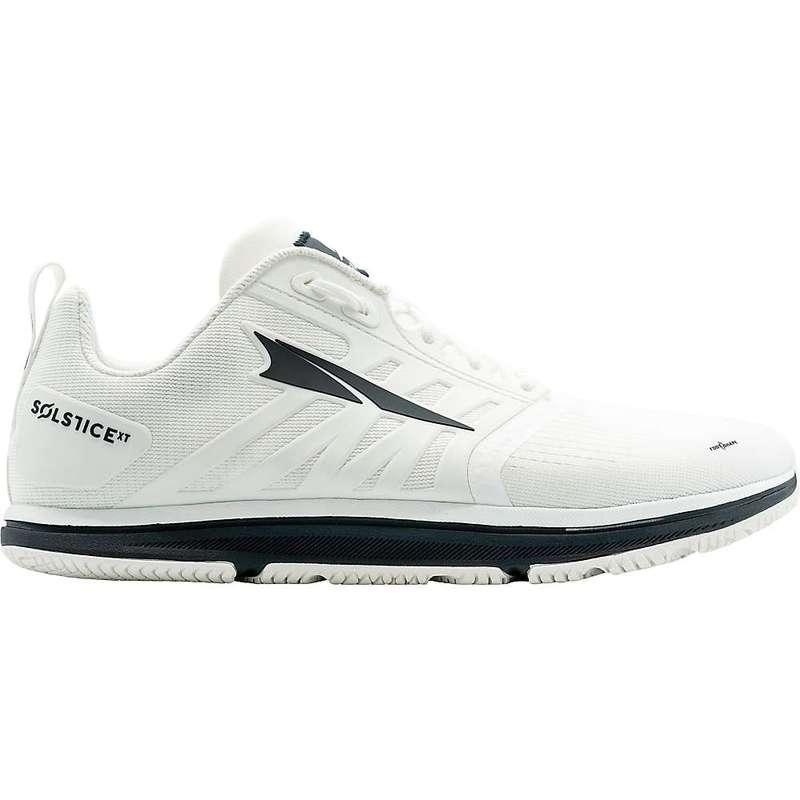 オルトラ メンズ スニーカー シューズ Altra Men's Solstice XT Shoe White / Black