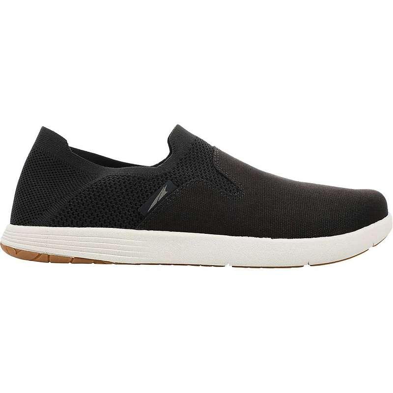 オルトラ メンズ スニーカー シューズ Altra Men's Tokala 2 Knit Shoe Black / Beige