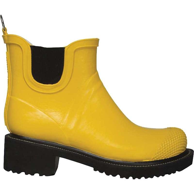 イルセヤコブセン レディース ブーツ・レインブーツ シューズ Ilse Jacobsen Women's Classic Rub 47 Boot Cyber Yellow