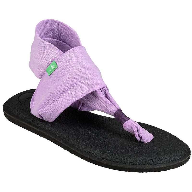 サヌーク レディース サンダル シューズ Sanuk Women's Yoga Sling 2 Sandal Lavendula