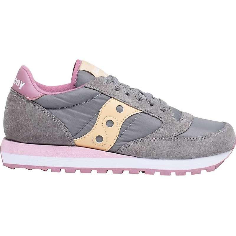 サッカニー レディース スニーカー シューズ Saucony Women's Jazz Original Shoe Grey