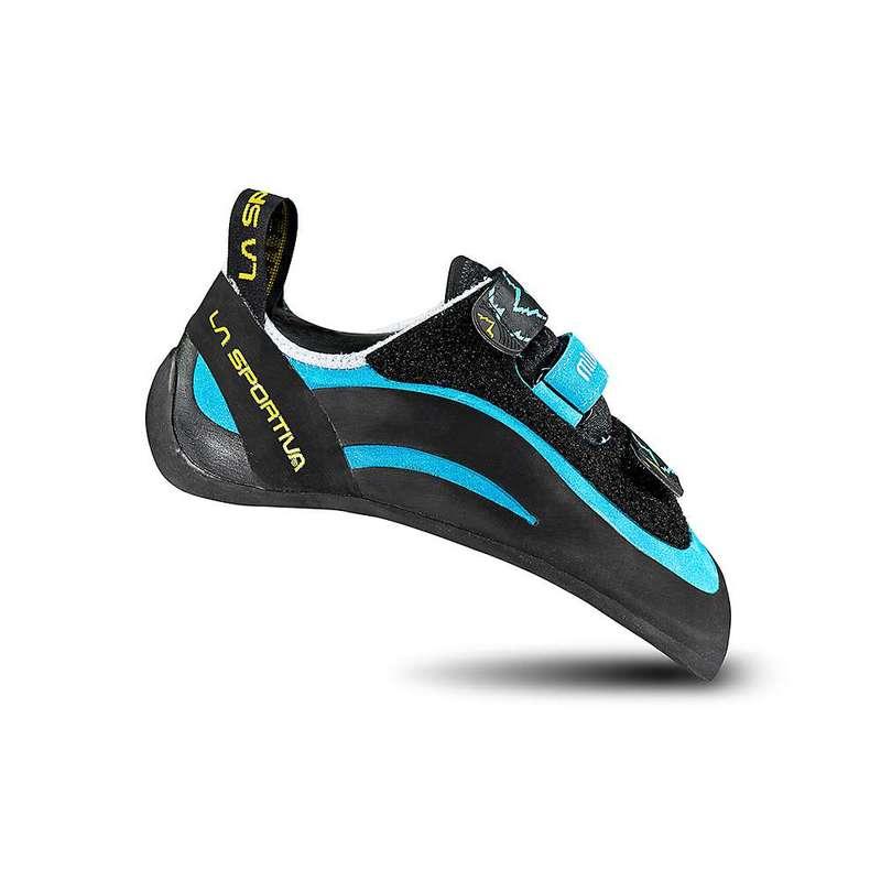 ラスポルティバ レディース スニーカー シューズ La Sportiva Women's Miura VS Climbing Shoe Blue