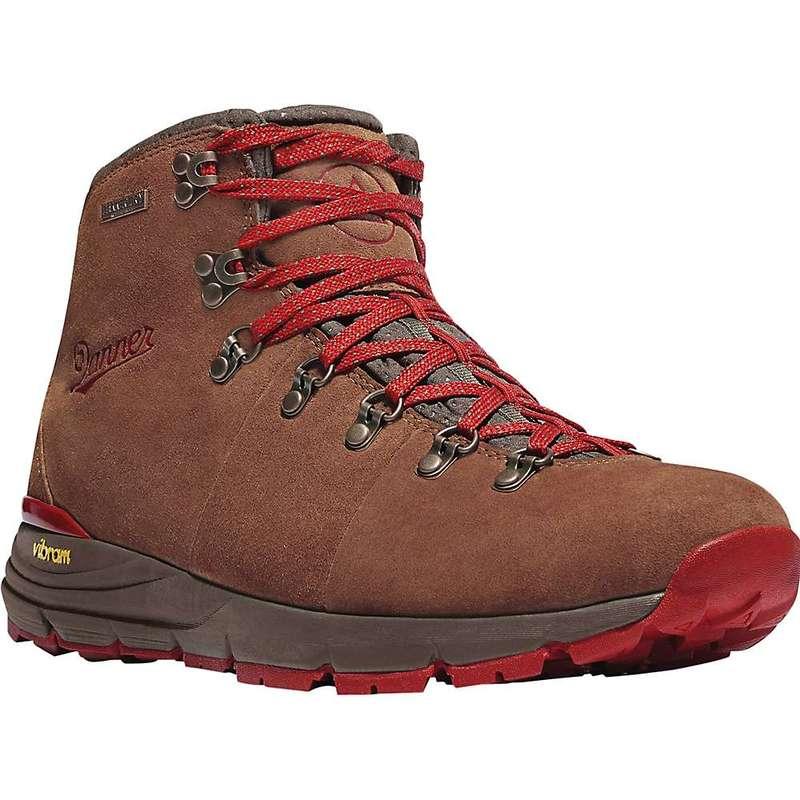 ダナー レディース ブーツ・レインブーツ シューズ Danner Women's Mountain 600 4.5IN Boot Brown / Red