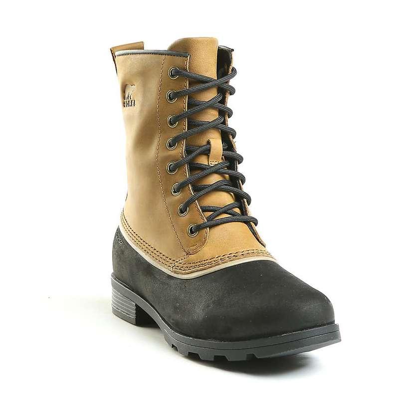 ソレル レディース ブーツ・レインブーツ シューズ Sorel Women's Emelie 1964 Boot Elk / Black