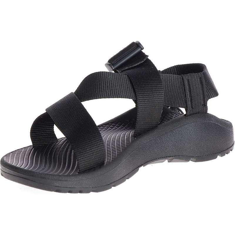 チャコ レディース サンダル シューズ Chaco Women's Mega Z/Cloud Sandal Solid Black
