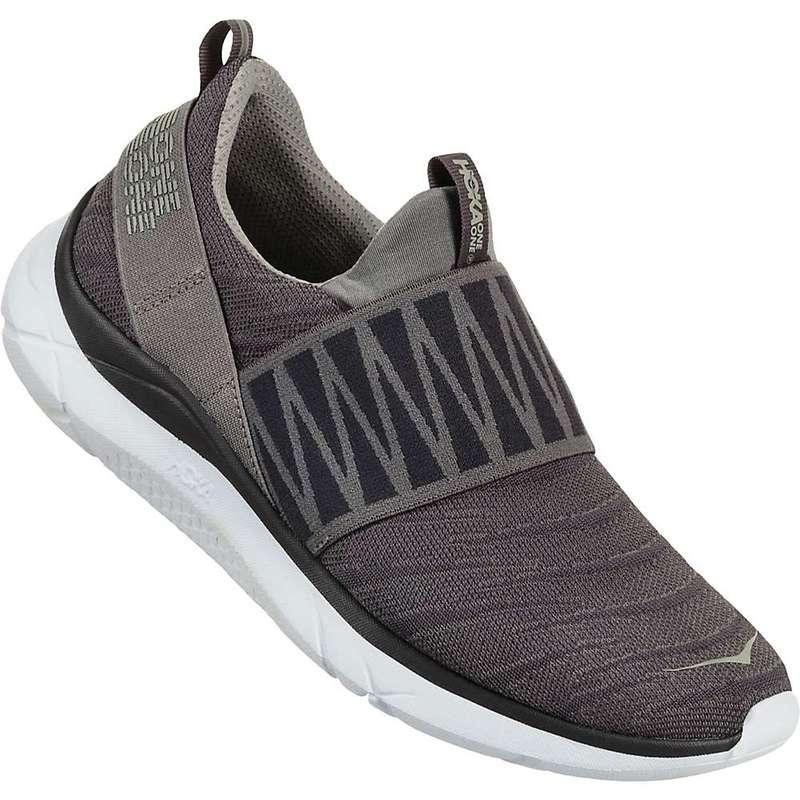 ホッカオネオネ レディース スニーカー シューズ Hoka One One Women's Hupana Slip Shoe Nine Iron / Steel Grey