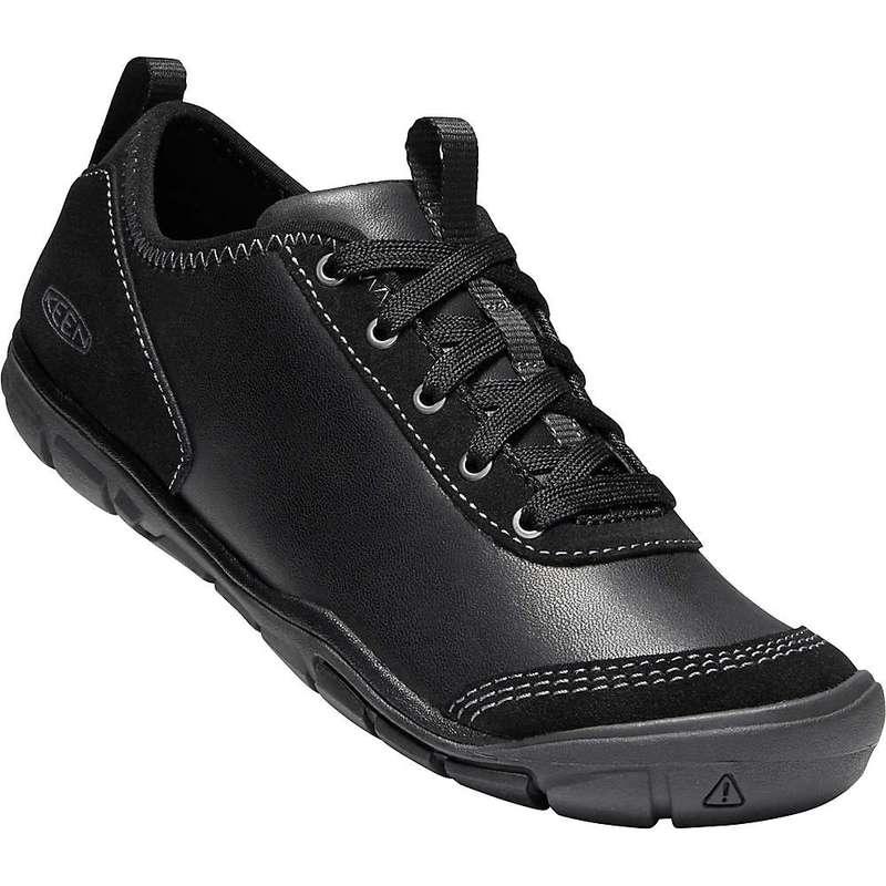 キーン レディース スニーカー シューズ Keen Women's Hush Lea Shoe Black