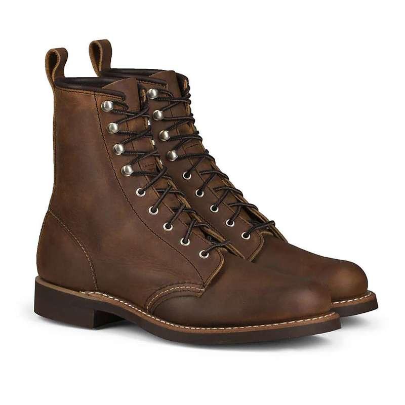 レッドウィング レディース ブーツ・レインブーツ シューズ Red Wing Heritage Women's 3362 Silversmith Boot Copper Rough And Tough