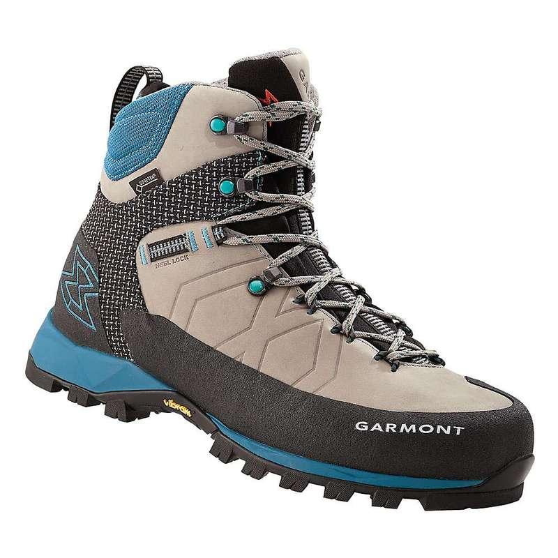 ガーモント レディース ブーツ・レインブーツ シューズ Garmont Women's Toubkal GTX Boot Grey / Blue