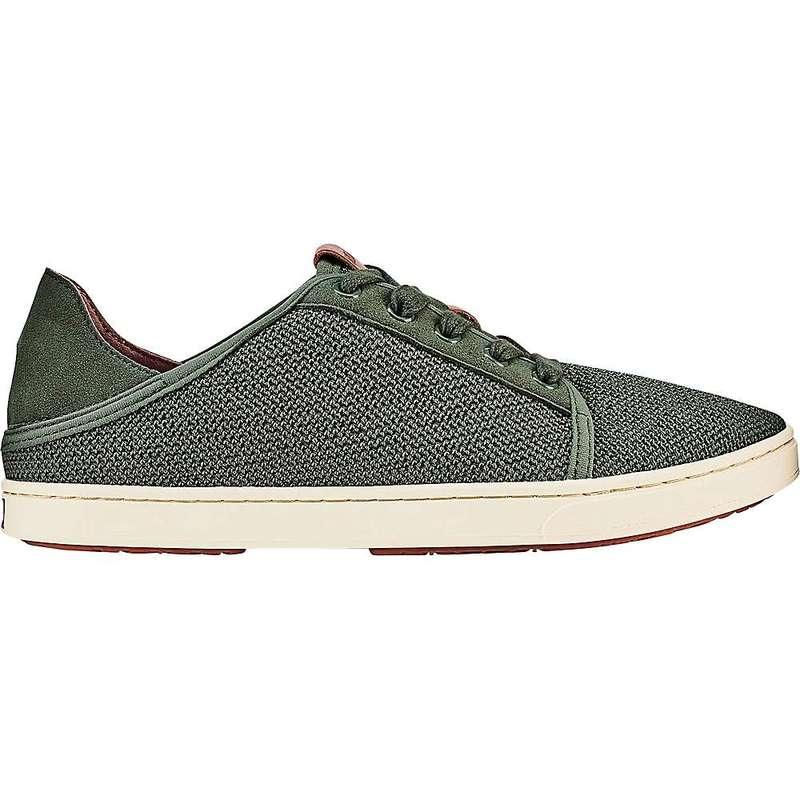 オルカイ レディース スニーカー シューズ Olukai Women's Pehua Li Shoe Dusty Olive / Dusty Olive
