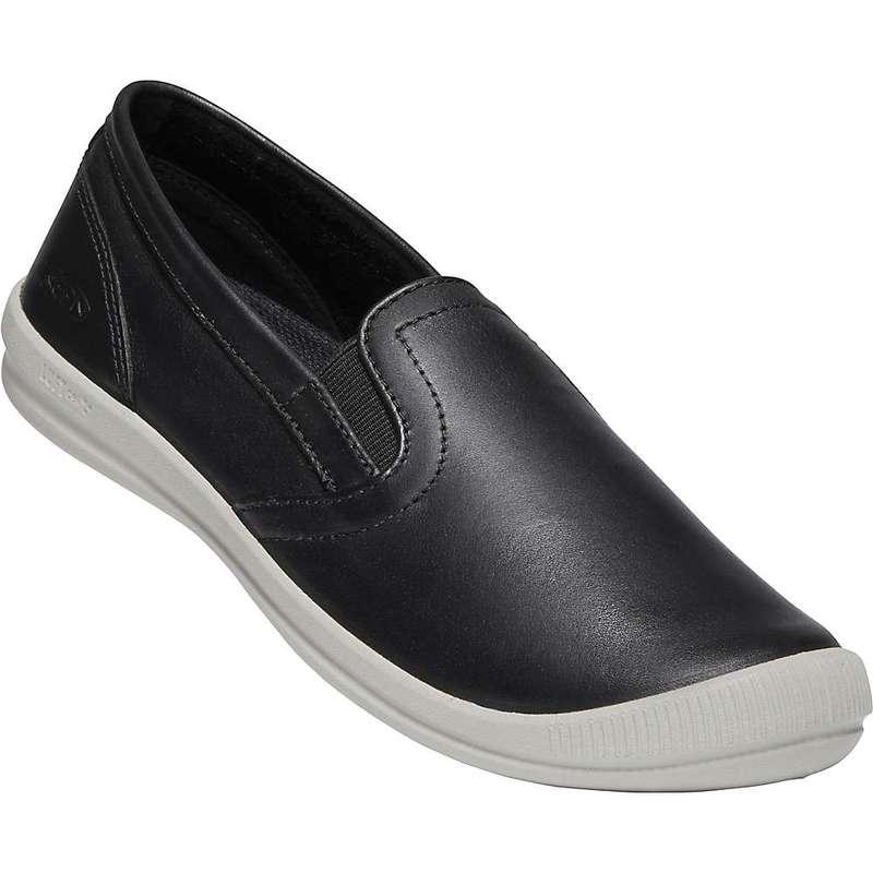 キーン レディース スニーカー シューズ Keen Women's Lorelai Slip-On Shoe Black