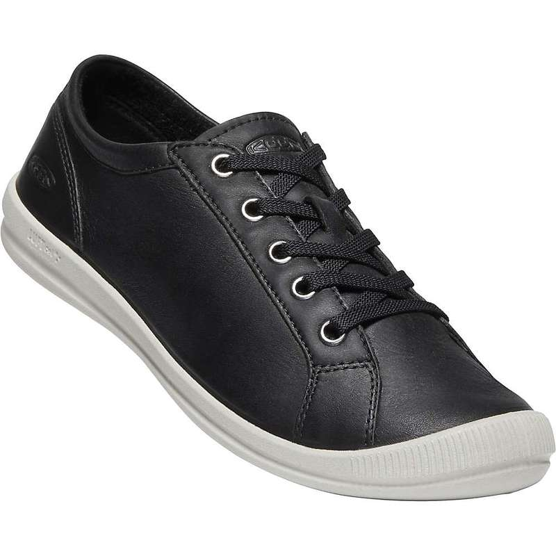 キーン レディース スニーカー シューズ Keen Women's Lorelai Sneaker Shoe Black