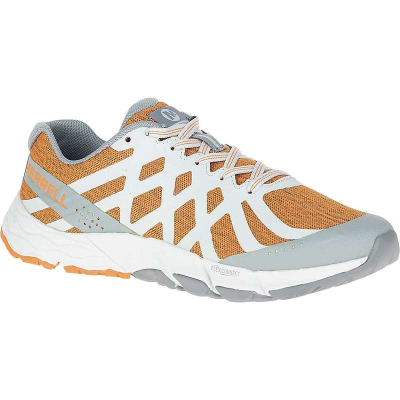 メレル レディース スニーカー シューズ Merrell Women's Bare Access Flex 2 Shoe Flame Orange