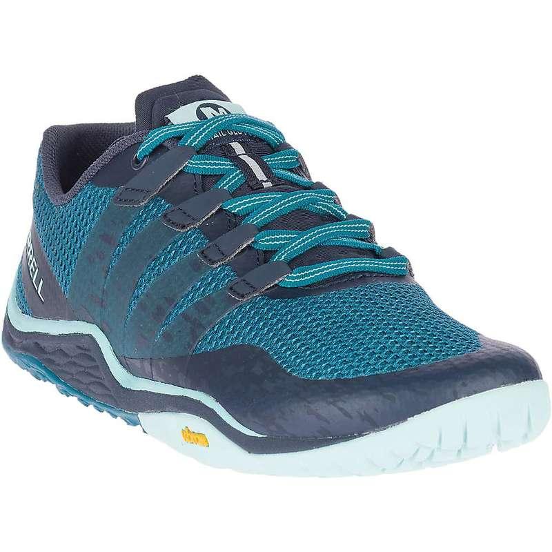 メレル レディース スニーカー シューズ Merrell Women's Trail Glove 5 Shoe Dragonfly