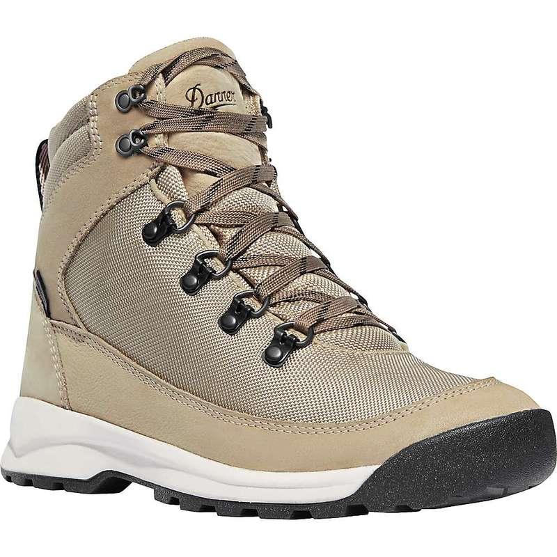 ダナー レディース ブーツ・レインブーツ シューズ Danner Women's Adrika Hiker Boot Plaza Taupe