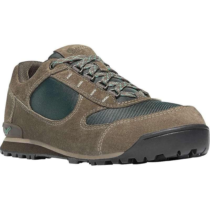 ダナー レディース スニーカー シューズ Danner Women's Jag Low Shoe Brindle/Jungle Green