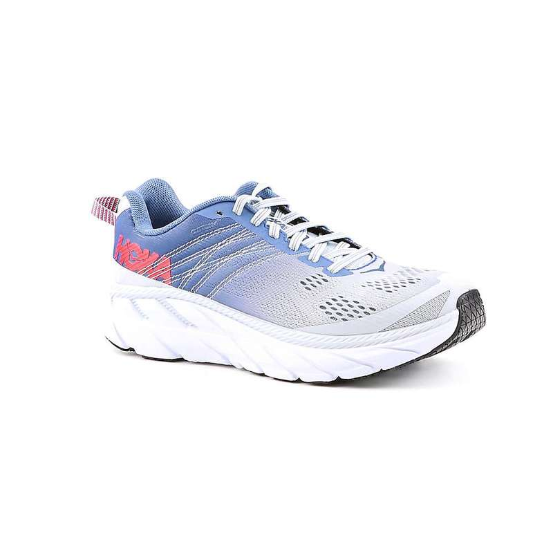 ホッカオネオネ レディース スニーカー シューズ Hoka One One Women's Clifton 6 Shoe Plein Air / Moonlight Blue