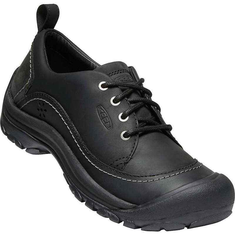 キーン レディース スニーカー シューズ Keen Women's Kaci II Oxford Shoe Black / Black