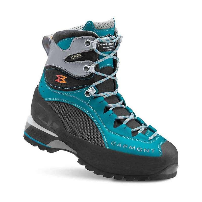 ガーモント レディース ブーツ・レインブーツ シューズ Garmont Women 's Tower LX GTX Boot Aqua Blue / Grey