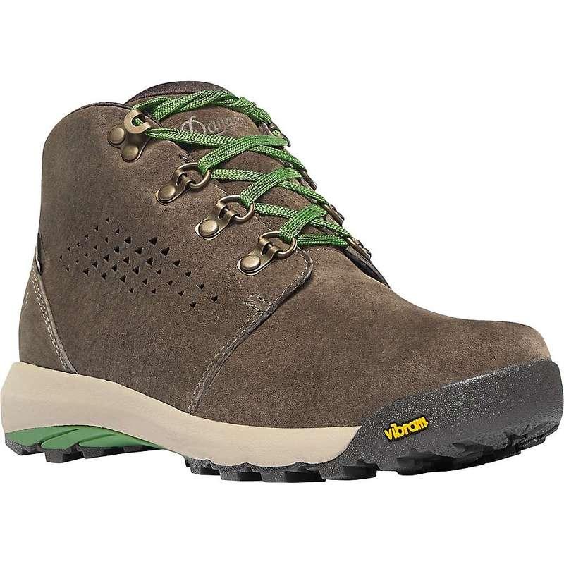 ダナー レディース ブーツ・レインブーツ シューズ Danner Women's Inquire Chukka 4IN Boot Brown /Cactus