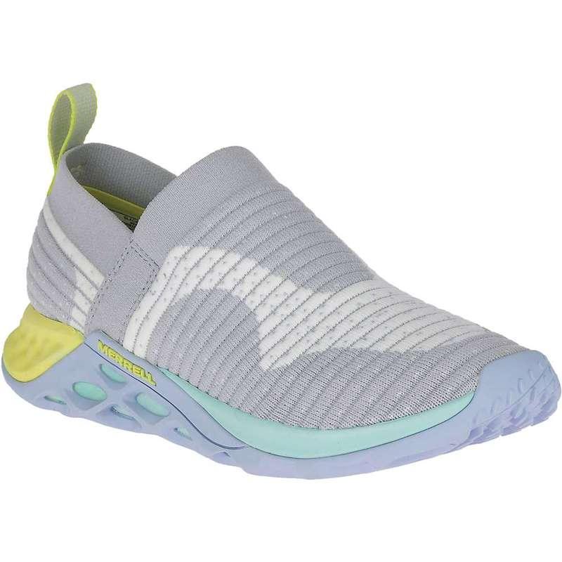メレル レディース スニーカー シューズ Merrell Women's Range Laceless AC+ Shoe Glacier Grey