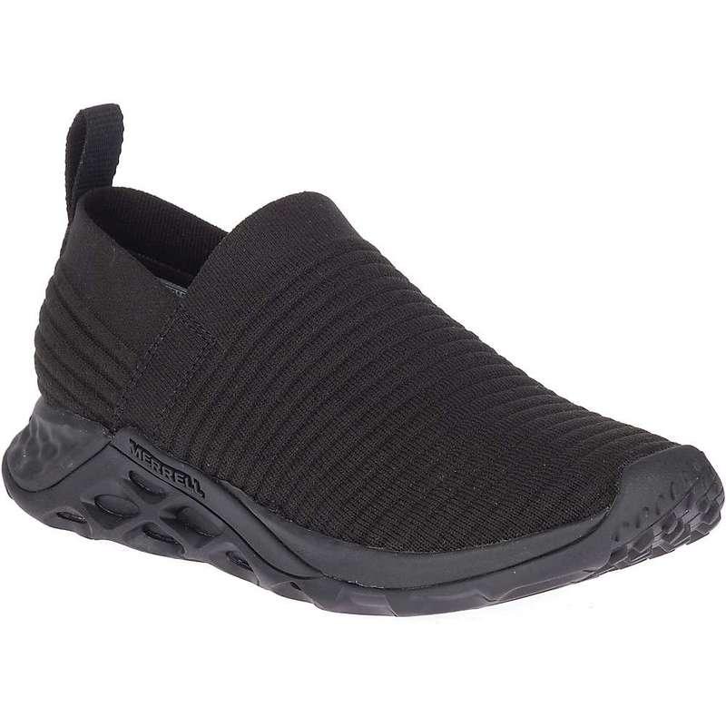 メレル レディース スニーカー シューズ Merrell Women's Range Laceless AC+ Shoe Triple Black