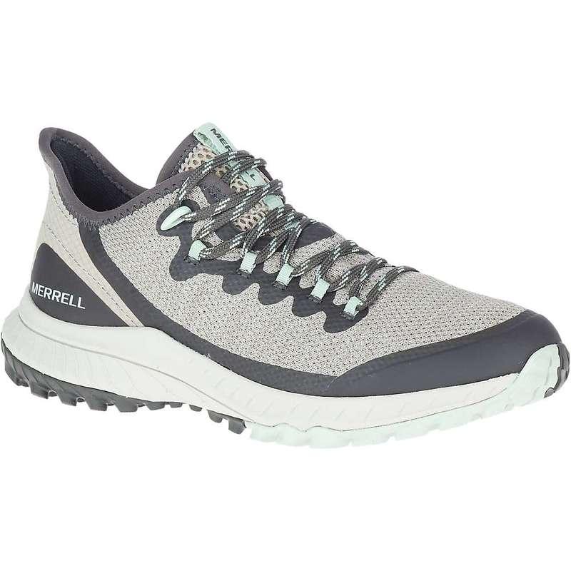 メレル レディース ブーツ・レインブーツ シューズ Merrell Women's Bravada Shoe Aluminum