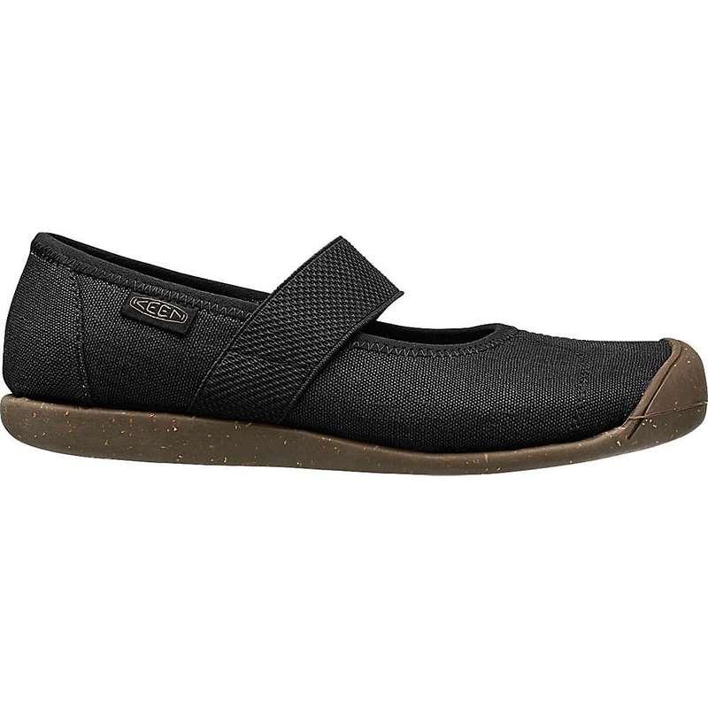 キーン レディース スニーカー シューズ Keen Women's Sienna MJ Canvas Shoe New Black