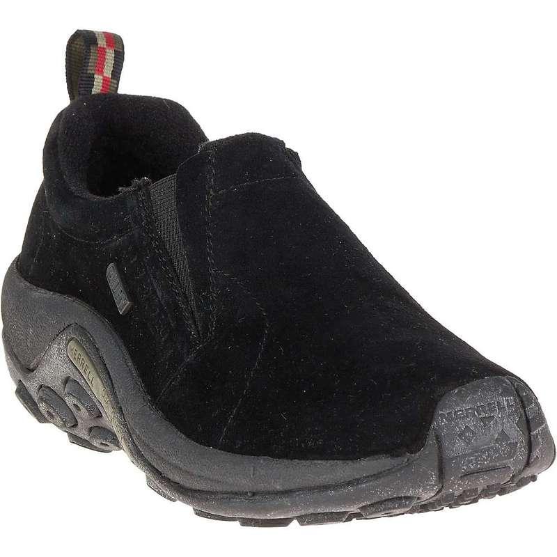 メレル レディース スニーカー シューズ Merrell Women's Jungle Moc Waterproof Shoe Black