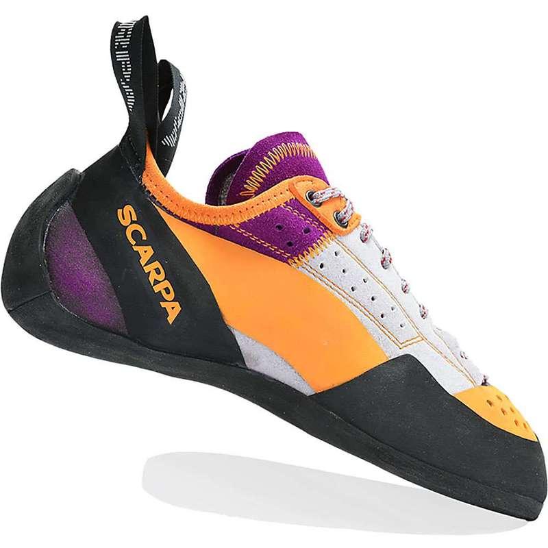 スカルパ レディース スニーカー シューズ Scarpa Women's Techno X Climbing Shoe Silver / Petunia