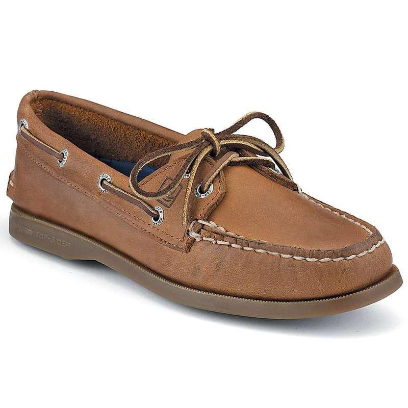 スペリー レディース スニーカー シューズ Sperry Women's Authentic Original 2-Eye Boat Shoe Tan