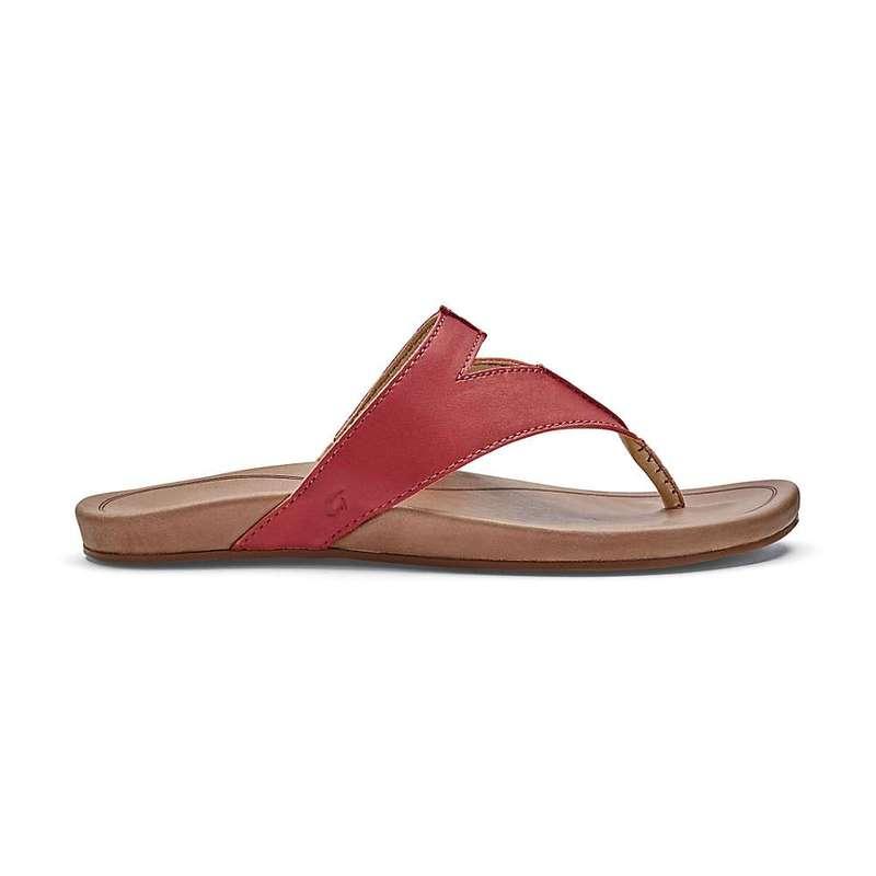 オルカイ レディース サンダル シューズ OluKai Women's Lala Sandal Paprika / Tan