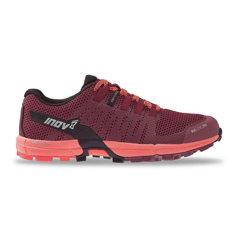 イノヴェイト レディース スニーカー シューズ Inov8 Women's Roclite 290 Shoe Red / Coral