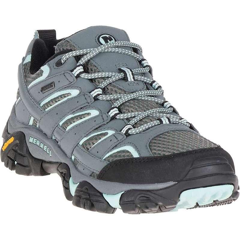 メレル レディース ブーツ・レインブーツ シューズ Merrell Women's MOAB 2 Gore-Tex Shoe Sedona Sage