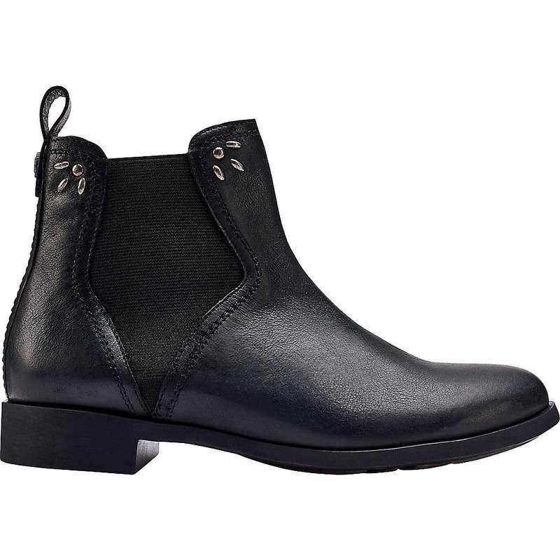 オルカイ レディース ブーツ・レインブーツ シューズ OluKai Women's Kualona Boot Black / Black