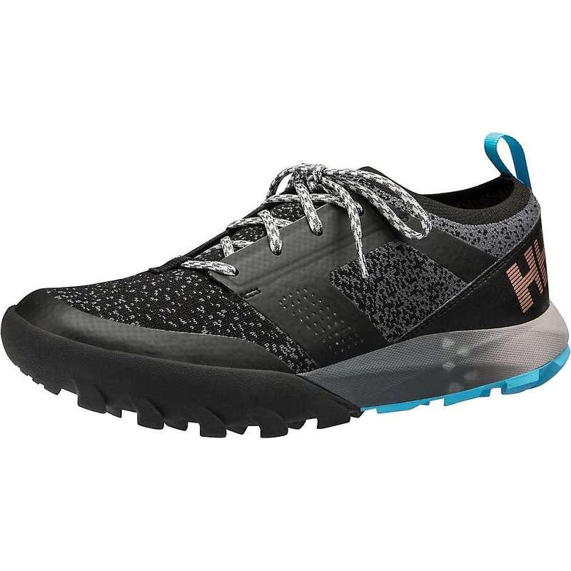 ヘリーハンセン レディース ブーツ・レインブーツ シューズ Helly Hansen Women's Loke Dash Shoe BLACK / CHARCOAL / SILVER